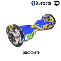 "Гироскутер 8"" Smart Balance Wheel(Audio+LED Transformer)"